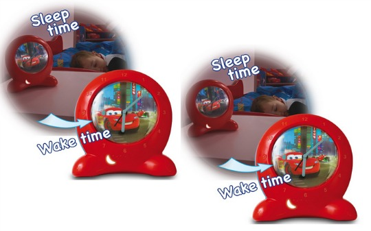go glow clock