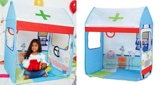 hospital play tent pm
