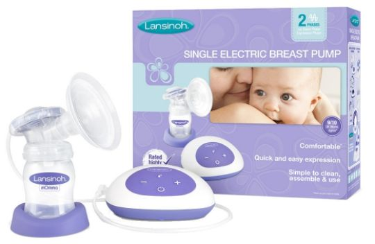 lanisoh breast pump pm