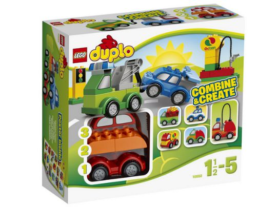lego duplo creative cars pm