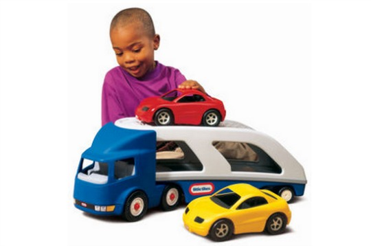 little tikes large car transporter pm