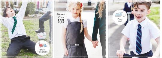 matalan school uniform pm