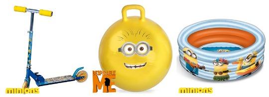 minions garden toys pm