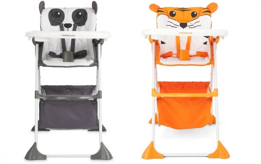 panda tiger high chair pm