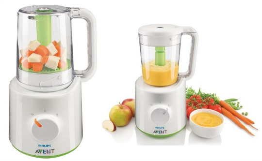 philips avent steamer blender pm