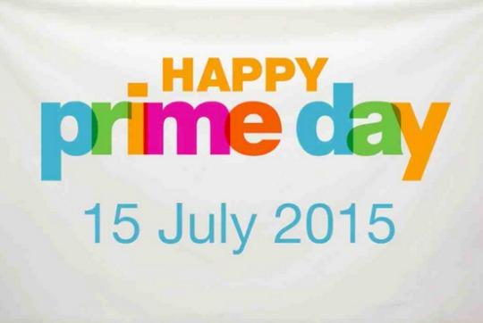 prime day 3 pm