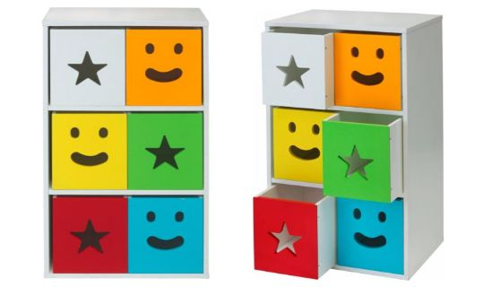 smiley face storage pm