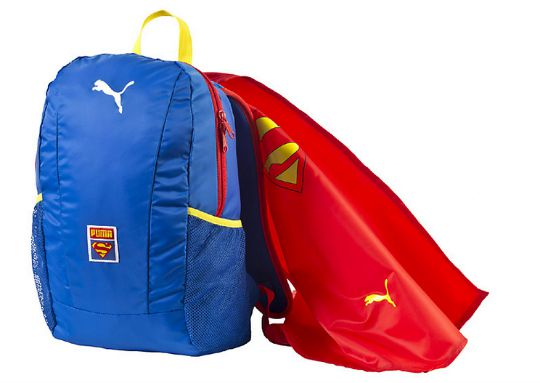 superman cape backpack pm
