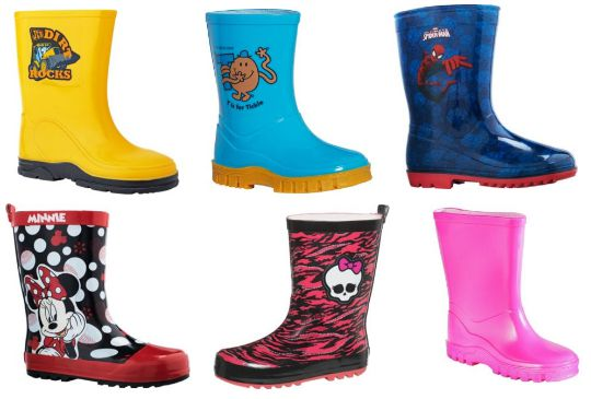 wellies argos pm