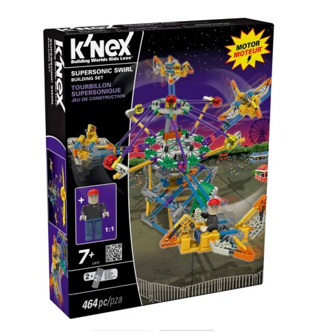 K'Nex Supersonic Swirl Set