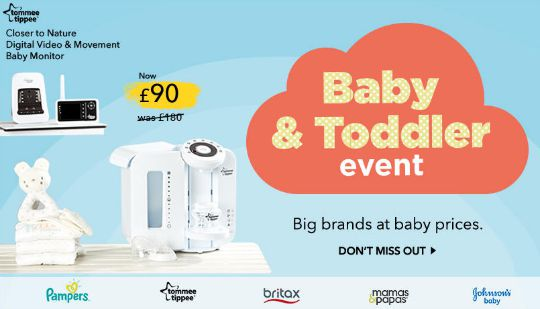 asda baby event pm