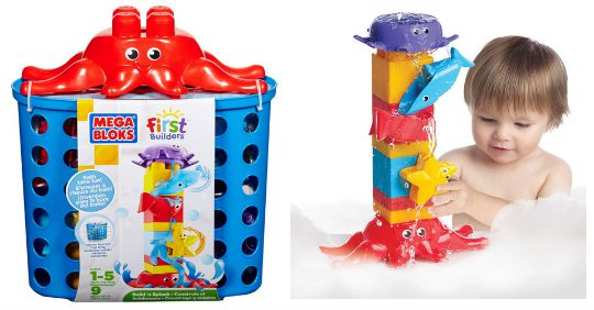 build & splash mega bloks pm