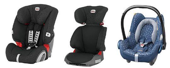 car seats mp