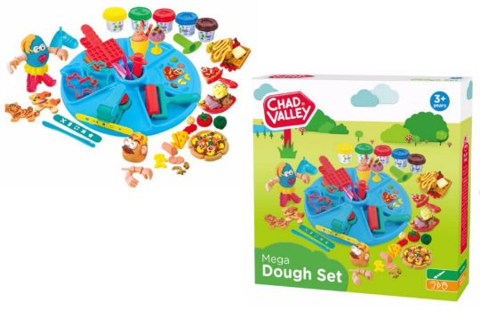 chad valley dough set