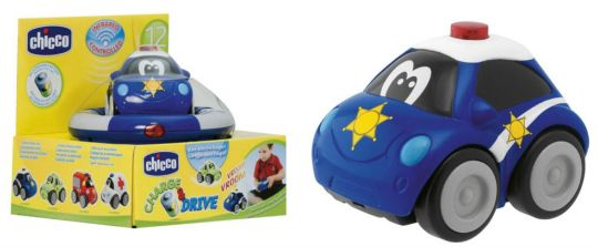 chicco rc police car pm