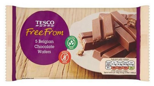 chocolate Tesco