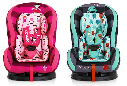Cosatto Moova Group 1 Car Seats from £62.99 (or £47.99 with Amazon ...