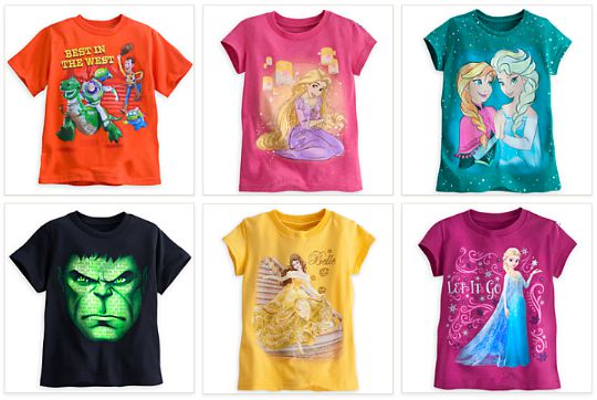 disney t-shirts pm