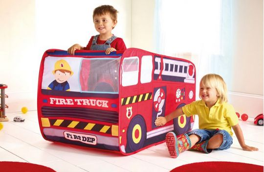 fire engine tent pm