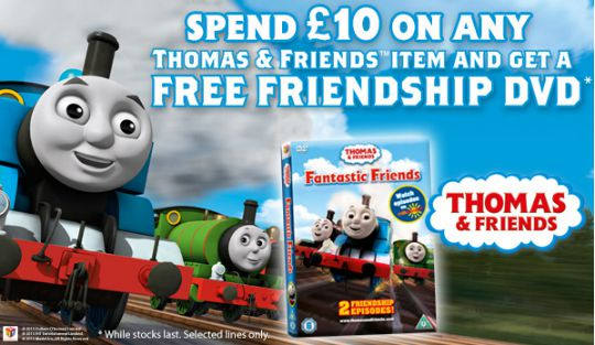 free thomas dvd pm