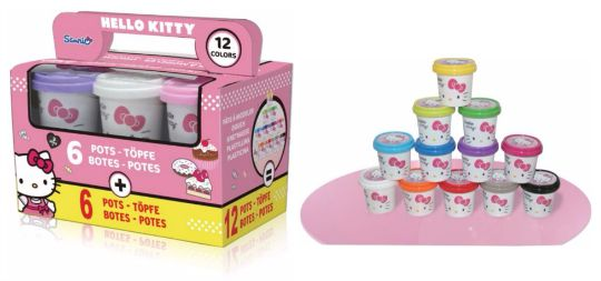 hello kitty play dough pm