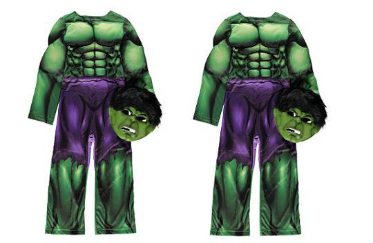 hulk costume recall pm