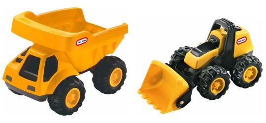 little tikes trucks pm