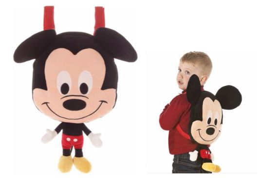 mickey mouse backpack pm