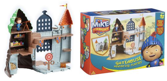 mike the knight castle pm