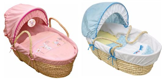 moses basket mp