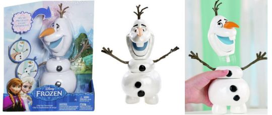 3bcc4ab43 Disney Frozen Olaf Doll Now £6 From £18 @ Tesco Direct