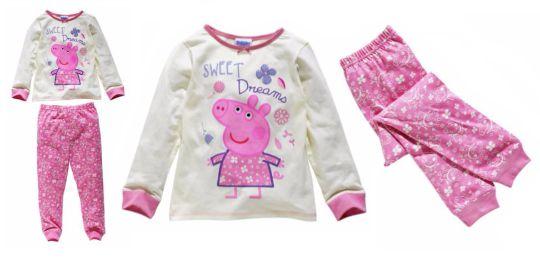 peppa pig pyjamas pm