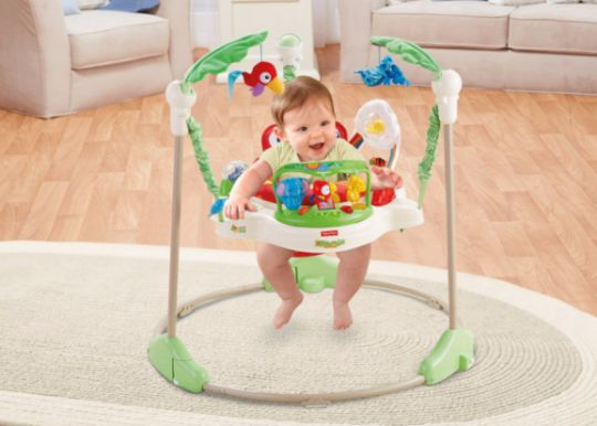 rainforest jumperoo pm