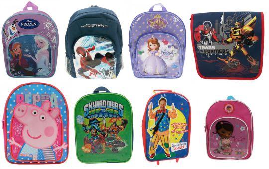 school bags character pm