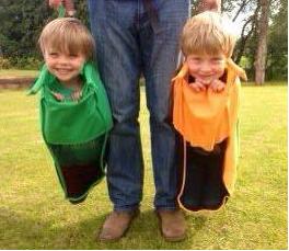 trolley bags kids