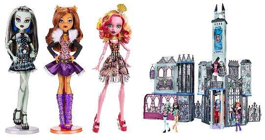 30 off monster high pm