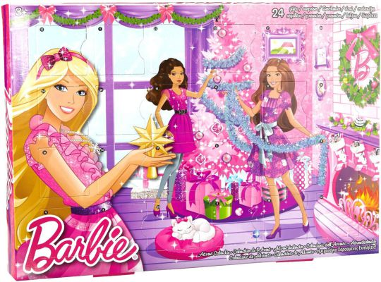 Barbie Advent Calendar