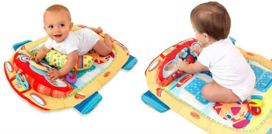Bright Starts Tummy Cruiser mat pm