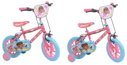 Doc McStuffins bike pm