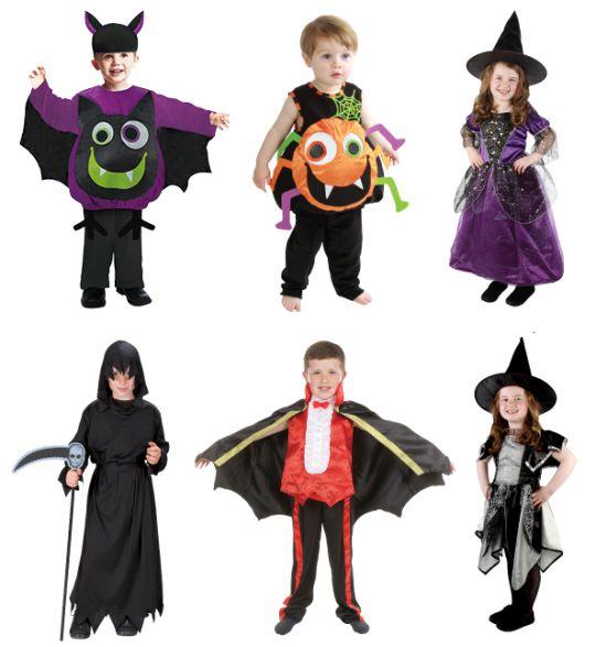 Halloween Costumes HB pm