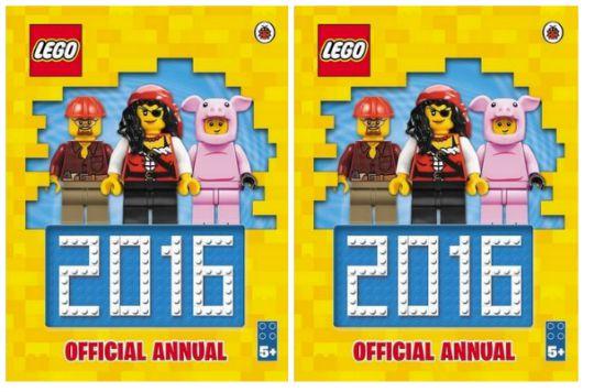 Lego Annual