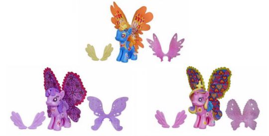 MLP winged 3 pack pm