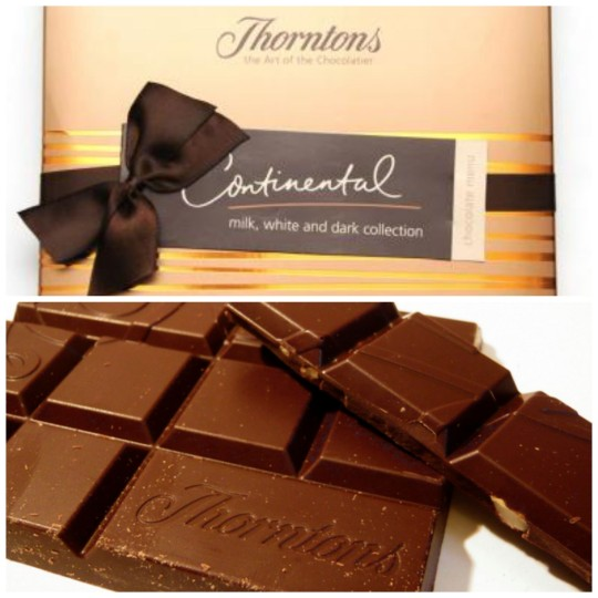 Thorntons voucher code