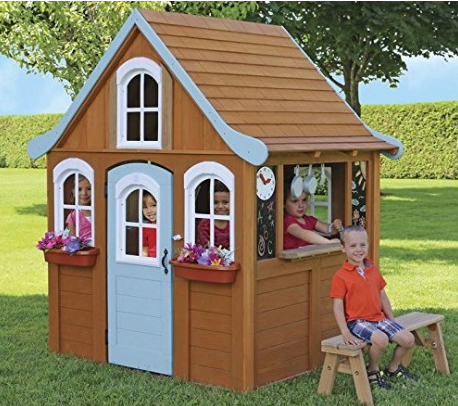 Garden playhouse planning permission