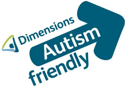 autism friendly logo pm