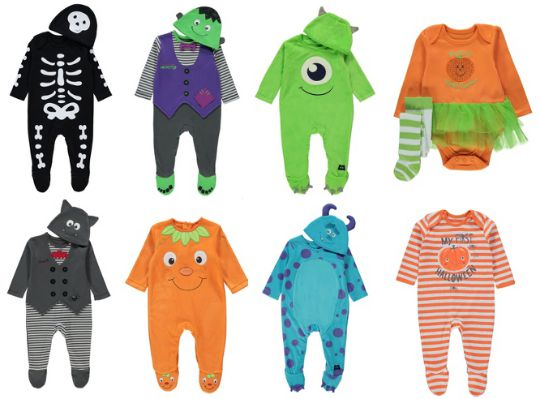 sc 1 st  Playpennies & Baby Halloween Fancy Dress £5 - £7 @ Asda George