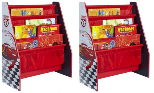cars sling bookcase pm