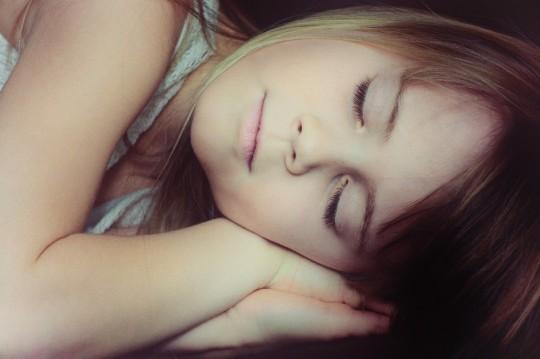 Could a good dreams spray help your child sleep?