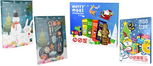 dairy free advent calendars pm
