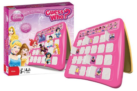 disney princess guess who pm